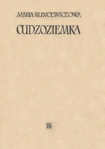 Okładka książki Cudzoziemka