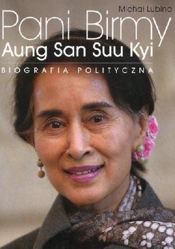 Okładka książki Pani Birmy