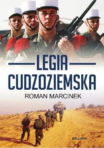 Okładka książki Legia Cudzoziemska