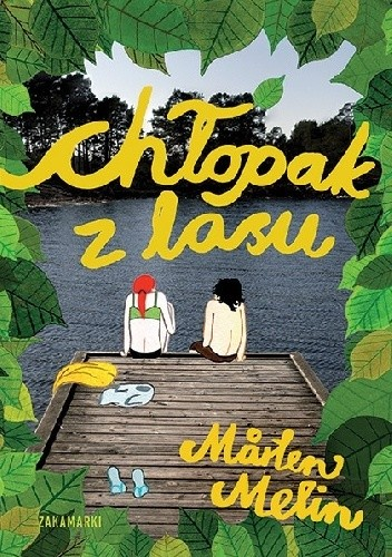 Okładka książki Chłopak z lasu
