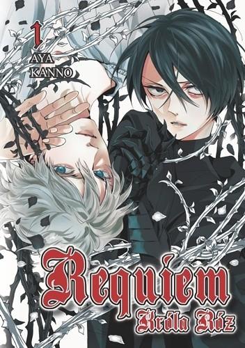Okładka książki Requiem Króla Róż 1