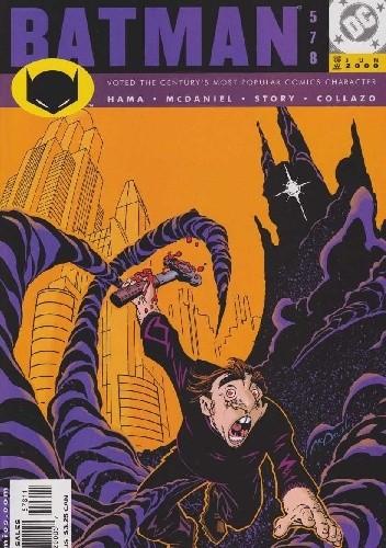 Okładka książki Batman #578: He Who Lurks