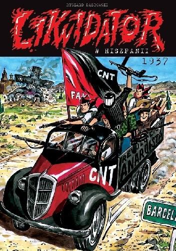 Okładka książki Likwidator W Hiszpanii