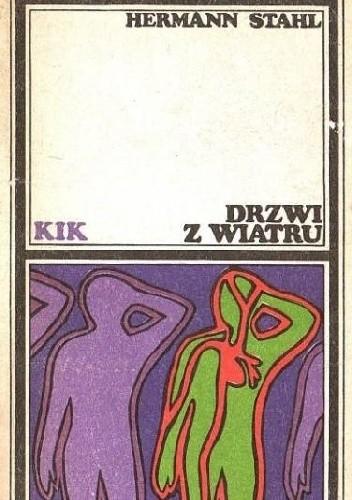 Okładka książki Drzwi z wiatru