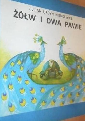 Okładka książki Żółw i dwa pawie