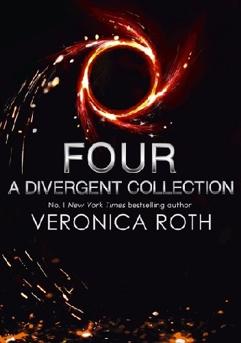 Okładka książki Four: A Divergent Collection