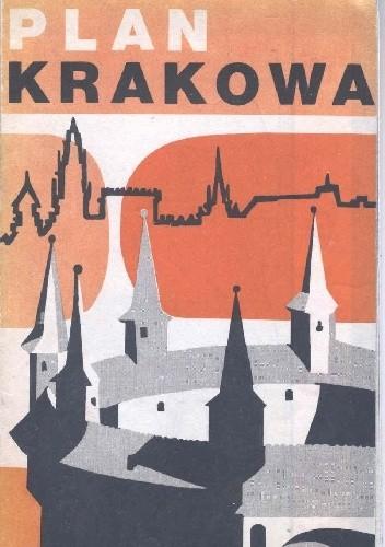 Okładka książki Plan Krakowa