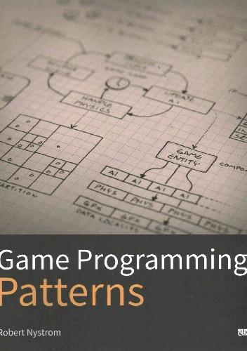 Okładka książki Game Programming Patterns