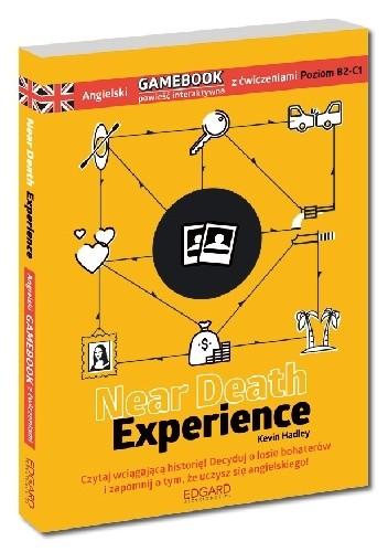 Okładka książki Near Death Experience B2-c1
