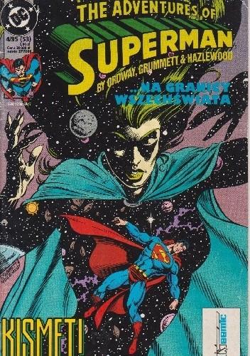 Okładka książki Superman 4/1995