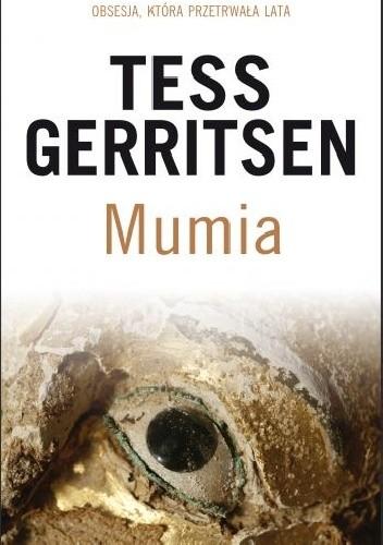 Okładka książki Mumia