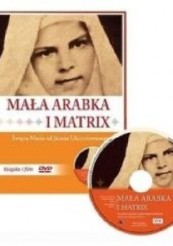 Okładka książki Mała Arabka i Matrix