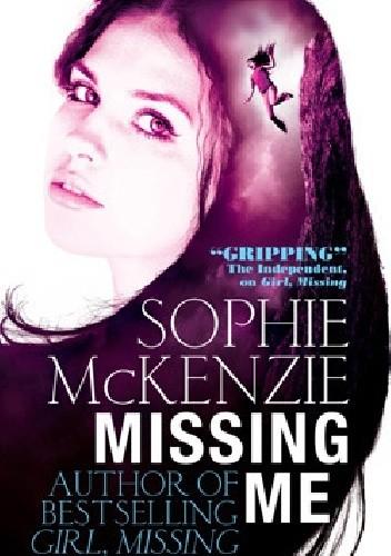 Okładka książki Missing Me