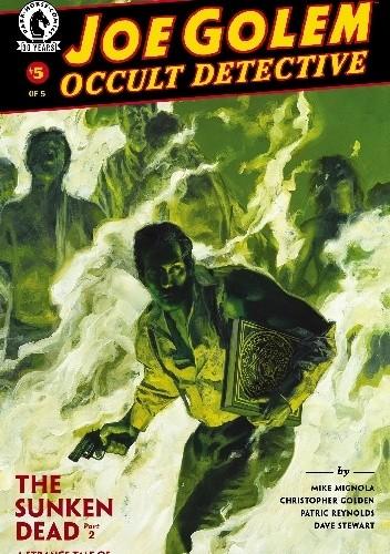 Okładka książki Joe Golem - Occult Detective