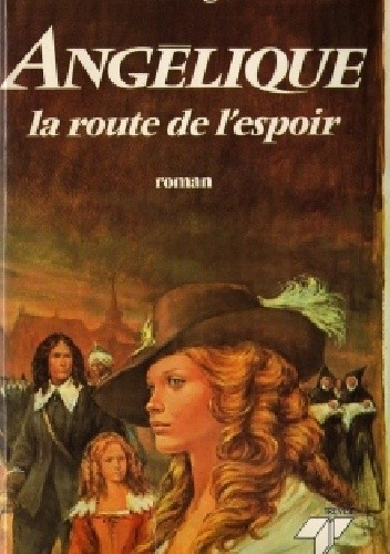 Okładka książki Angelique la route de l'espoir