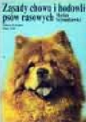 Okładka książki Zasady chowu i hodowli psów rasowych