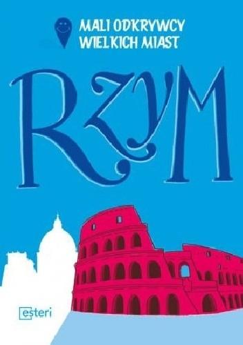 Okładka książki Rzym