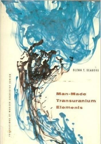 Okładka książki Man-made transuranium elements