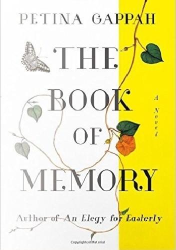 Okładka książki The Book of Memory