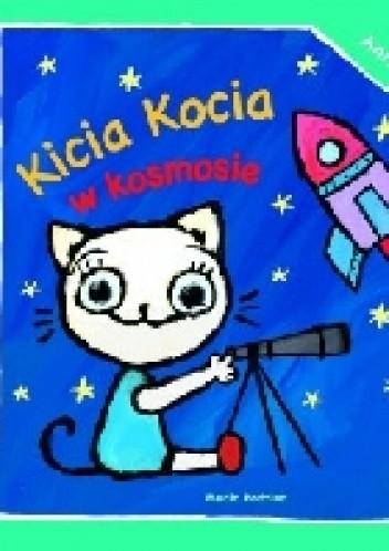 Okładka książki Kicia Kocia w kosmosie