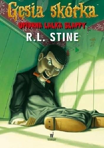 Okładka książki Upiorna lalka Slappy