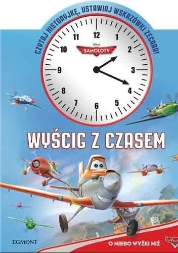 Okładka książki Wyścig z czasem