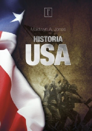 Okładka książki Historia USA