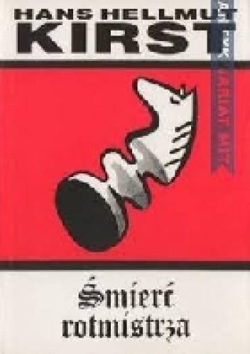 Okładka książki Śmierć rotmistrza