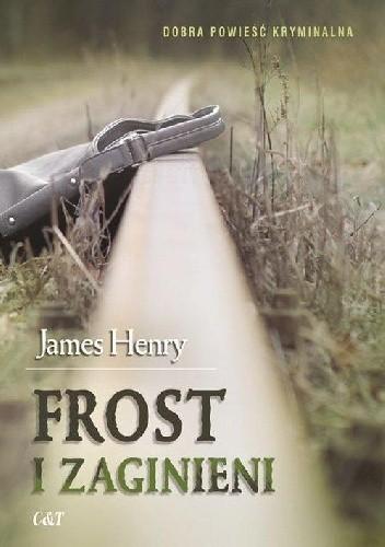 Okładka książki Frost i zaginieni
