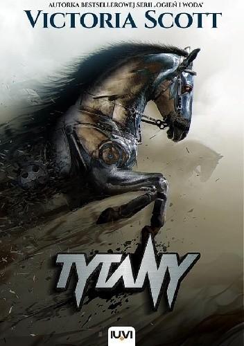 Okładka książki Tytany