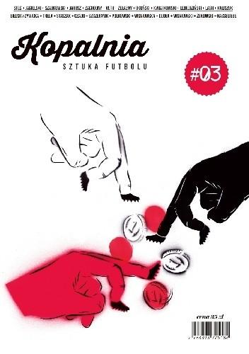 Okładka książki Kopalnia - Sztuka futbolu #03