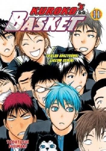 Okładka książki Kuroko's Basket 11