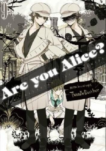 Okładka książki Are You Alice? tom 9