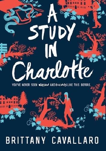 Okładka książki A Study in Charlotte
