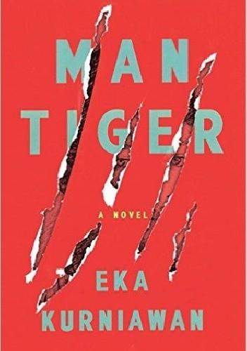 Okładka książki Man Tiger