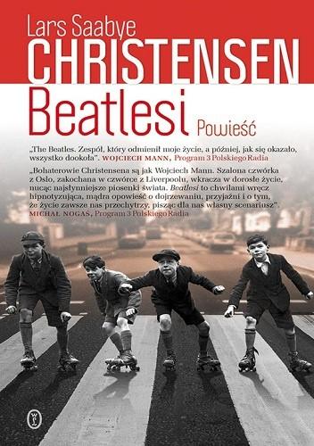 Okładka książki Beatlesi