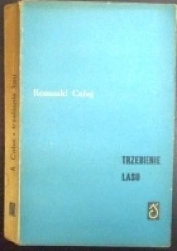 Okładka książki Trzebienie lasu