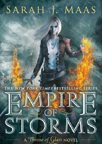 Okładka książki Empire of Storms