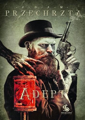 Okładka książki Adept