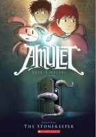 Amulet. The Stonekeeper