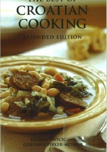Okładka książki The best of Croatian cooking