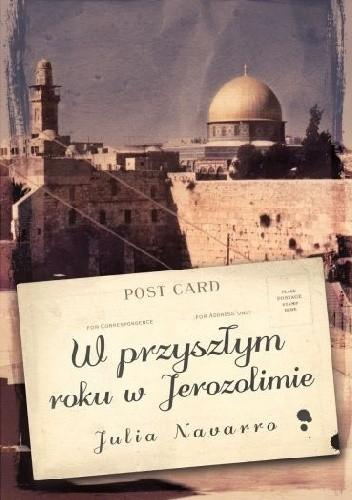 Okładka książki W przyszłym roku w Jerozolimie