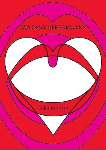 Okładka książki Miłosny performans