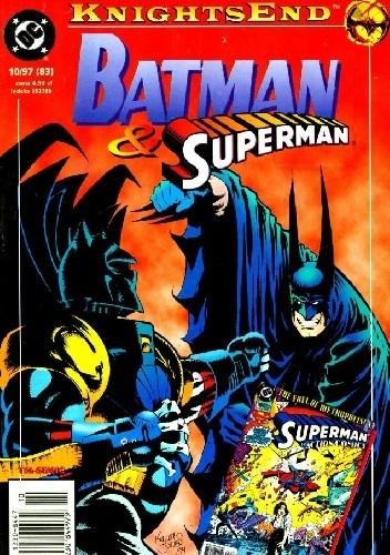 Okładka książki Batman & Superman 10/1997