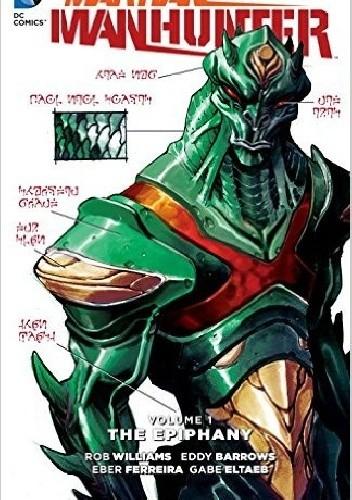 Okładka książki Martian Manhunter Vol.1 - The Epiphany
