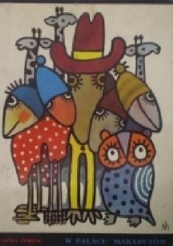 Okładka książki W pałacu marabutów