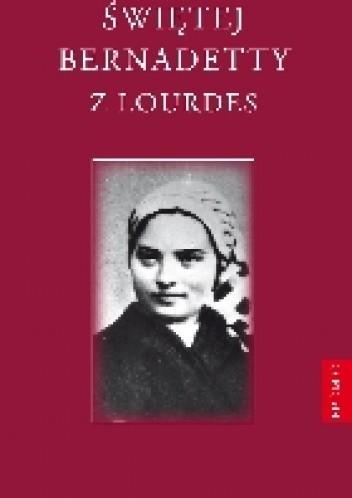 Okładka książki Notatnik Świętej Bernadetty z Lourdes
