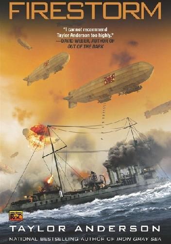 Okładka książki Destroyermen: Firestorm