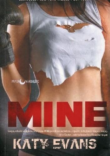 Okładka książki Mine