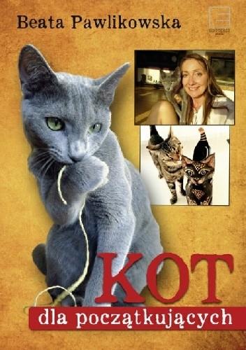 Okładka książki Kot dla początkujących